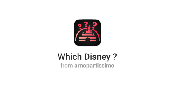 New Which Disney Character Are You Instagram Game Out Now