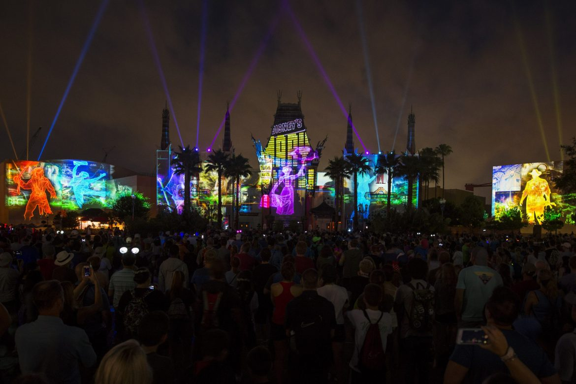 "Disney Movie Magic"" Projection Show Returning to Disney's Hollywood Studios"