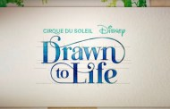"""""""Drawn to Life:"""" a Behind-the-Scenes Look at the New Cirque du Soleil Show"""