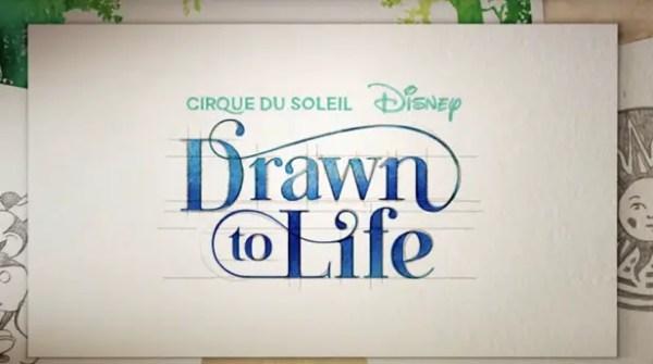 Drawn to Life Cirque