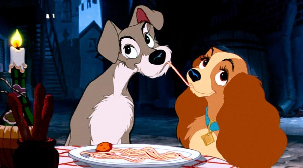 El Capitan Theatre to Host Valentine's Day Screenings of Disney's Lady and the Tramp 1