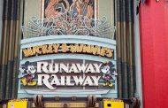 Join Us On March 3rd For A Live Stream Dedication Of Mickey & Minnie's Runaway Railway