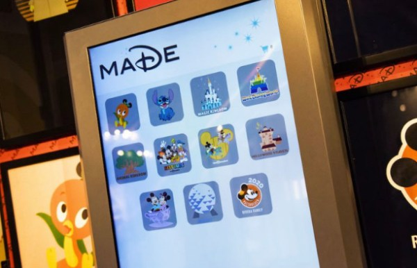MADE- A New Way for Guests at Disney Parks to Create Personalized Merchandise 1