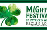 Mighty St. Patrick's Festival at Raglan Road Pub and Restaurant