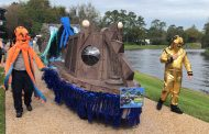 Mardi Gras at Disney's Port Orleans French Quarter Resort