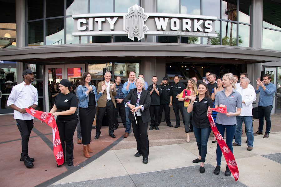 City Works Is Now Open At Disney Springs