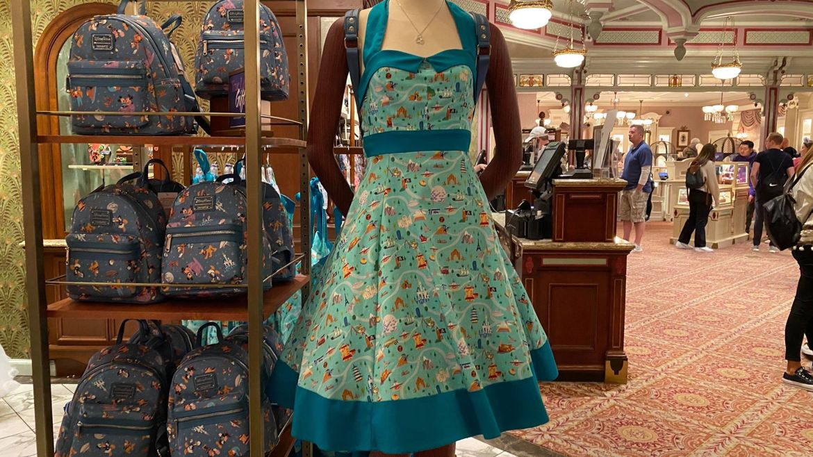 Disney Park Life Dress Takes A Twirl With Style