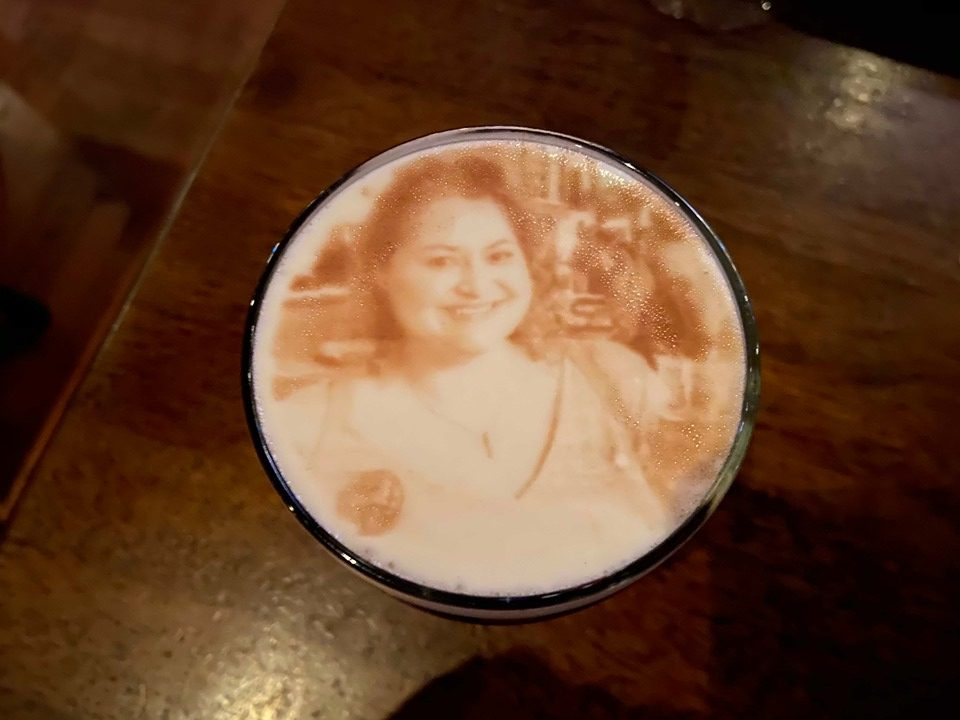 You Can Get Your Face On a Beer at Disney Springs