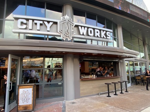 Brand New City Works Eatery & Pour House at Disney Springs is Crafty 1