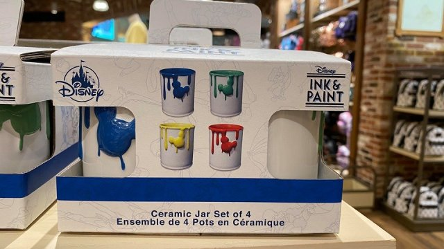Disney Ink and Paint Home Collection Adds A Splash of Color 4