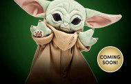 Build-A-Bear Baby Yoda is Coming Soon