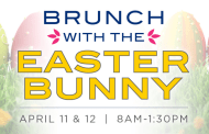 Easter Bunny Brunch at Catal Restaurant in Downtown Disney