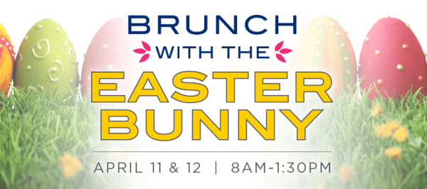 Easter Brunch at Catal Restaurant in Downtown Disney