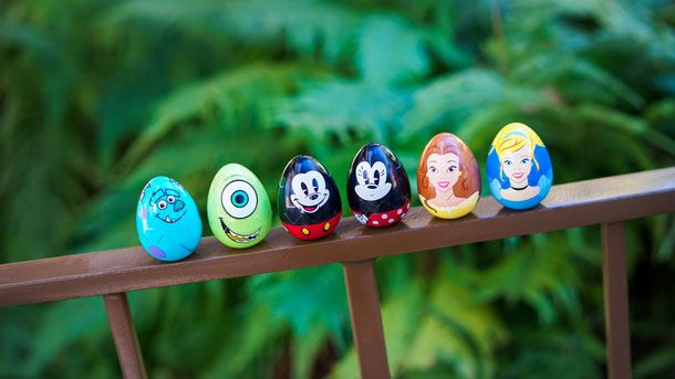 Egg-stravaganza Scavenger Hunt Returning To Epcot Flower & Garden
