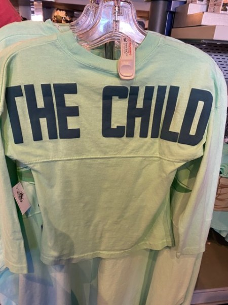 The Mandalorian: The Child Spirit Jersey For Kids Has Arrived! 3