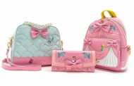 New Cinderella 70th Anniversary Collection from Loungefly