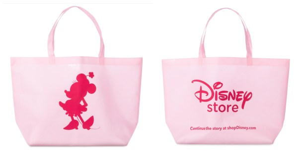 Disney Store Releases New Reusable Bags for Valentine's Day 1