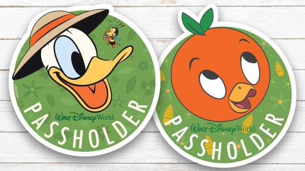 New 2020 Epcot Flower & Garden Annual Passholder Magnets, Merch and More! 1
