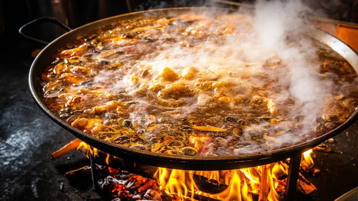 Celebrate 1 Year Anniversary of Jaleo with a Paella Party