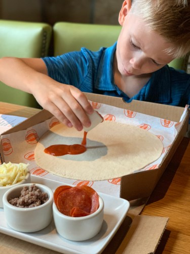 Terralina Crafted Italian Kids Cooking Class coming March 14th 2