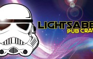 Lightsaber Pub Crawl is Coming to a City Near You!