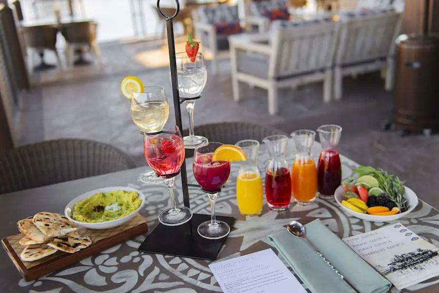 Create Your Own Sangria at Sangria University in Disney's Coronado Springs Resort