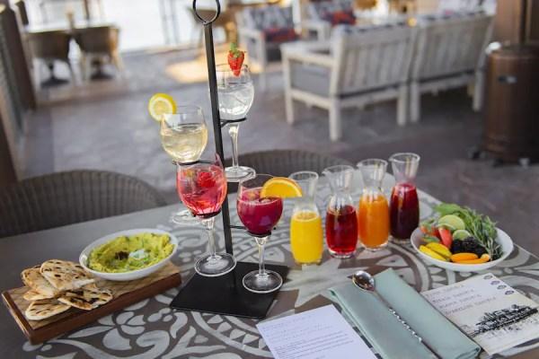 Create Your Own Sangria at Sangria University in Disney's Coronado Springs Resort 1