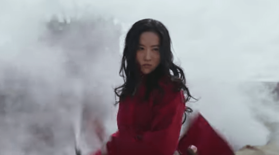 New Live Action Mulan Trailer just released from Disney