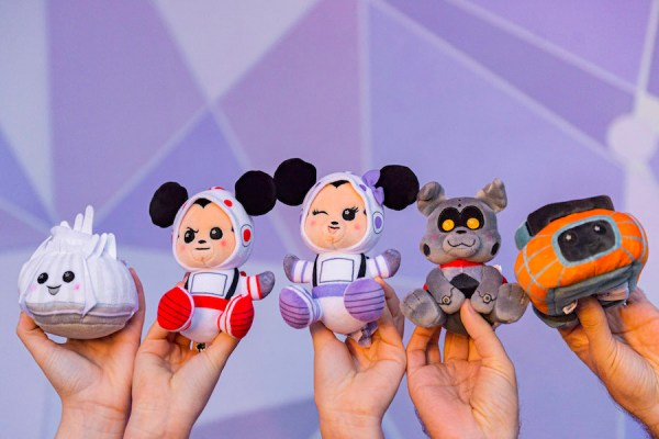 New Space Mountain Wishables Available Now! 3