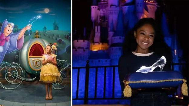 Cinderella 70th Anniversary Photo Ops At Walt Disney World!
