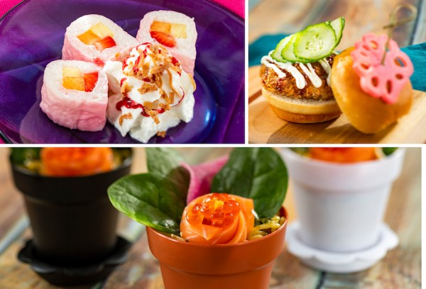 Eats and Treats at the Epcot Flower and Garden Festival 11