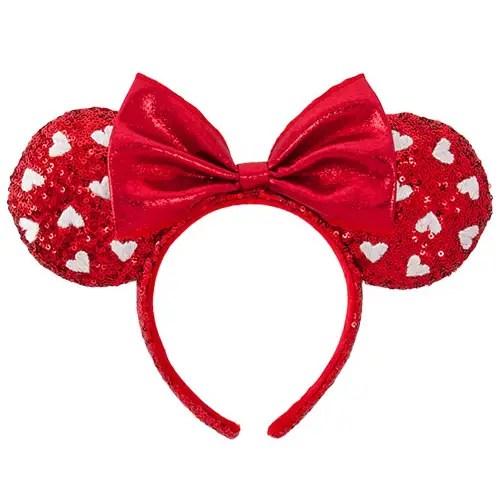 Minnie Heart Ears