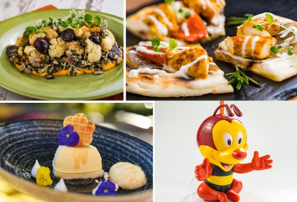 Eats and Treats at the Epcot Flower and Garden Festival 3