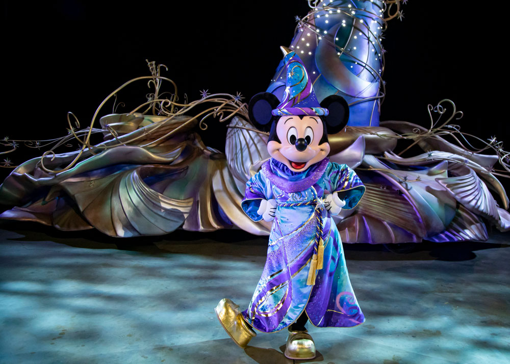 Behind the Scenes of 'Magic Happens' Parade Coming to Disneyland