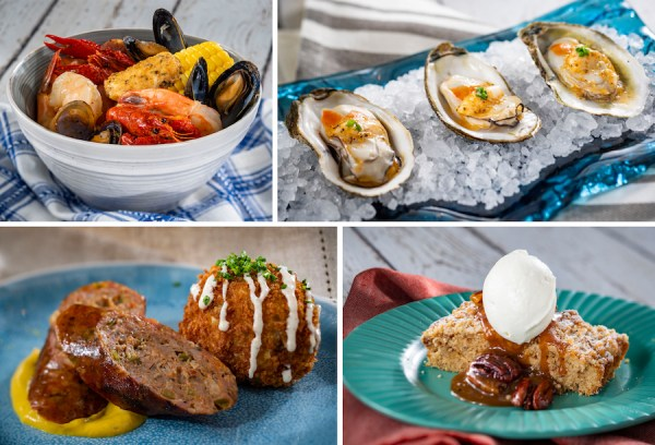 Eats and Treats at the Epcot Flower and Garden Festival 13