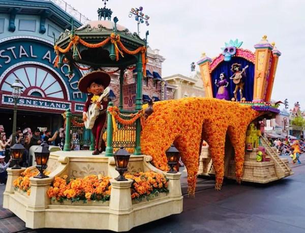 Disneyland Premieres New Magic Happens Parade 2