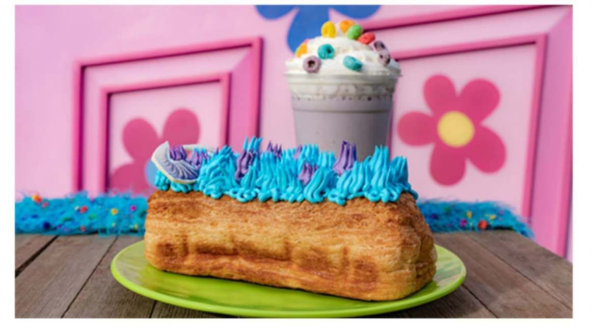 New Monsters Inc Inspired Foods Coming to Disneyland