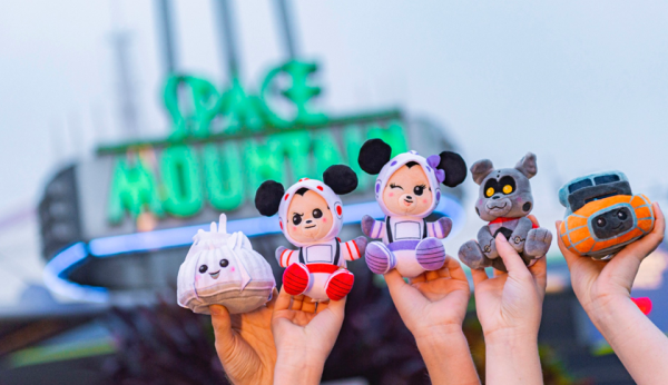 New Space Mountain Wishables Available Now! 1