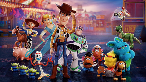 'Toy Story 4' Won Best Animated Feature Film at the 2020 Oscars 1
