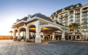 Having a Disney Resort hotel reservation does not guarantee theme park access