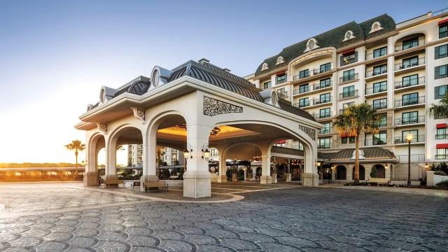 Disney Hotel Reservation