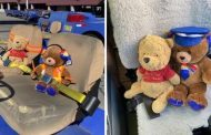 Southwest Airlines Helps Girl Reunite With Her Lost Pooh
