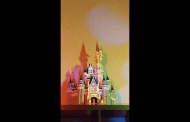 """Couple Recreates the Magic Kingdom's """"Happily Ever After"""" Spectacular at Home"""