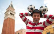 Sergio the Italian Juggler no longer performing in Epcot