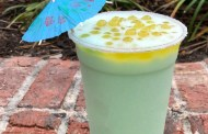 New Melon Cream Slush Coming Soon to Disney Springs