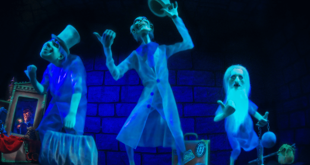 Enjoy 10 hours of spooky Haunted Mansion Music to get you in the Halloween mood