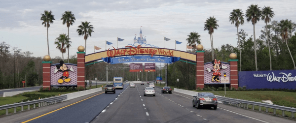 Walt Disney World re-opening plans