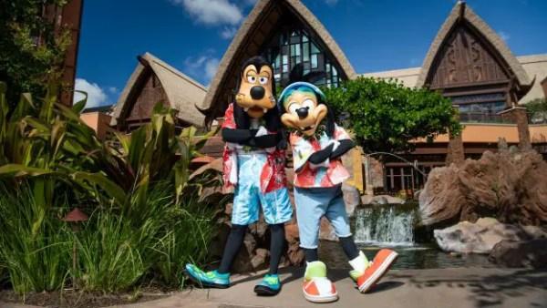 Max has made his debut at Disney's Aulani Resort 1