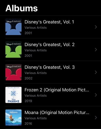 Make Quarantine Sound a Little More Magical with Some of Our Disney Music Favorites 5