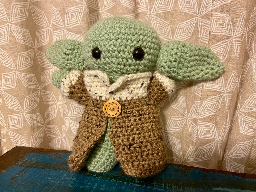 Crochet or Knit Disney Characters While Spending Time at Home
